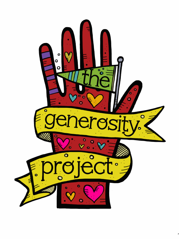 2016 living in generosity projects eat cake create for Generous living