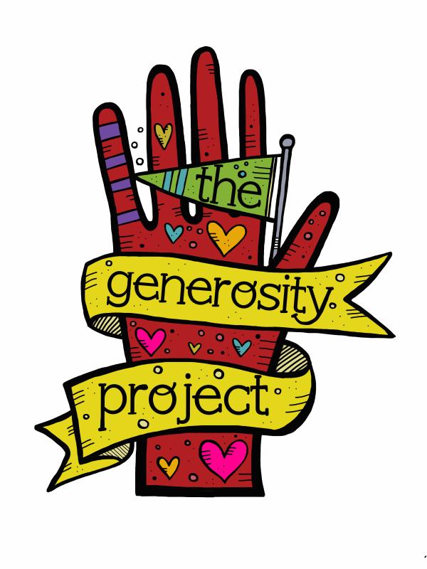 generosity color